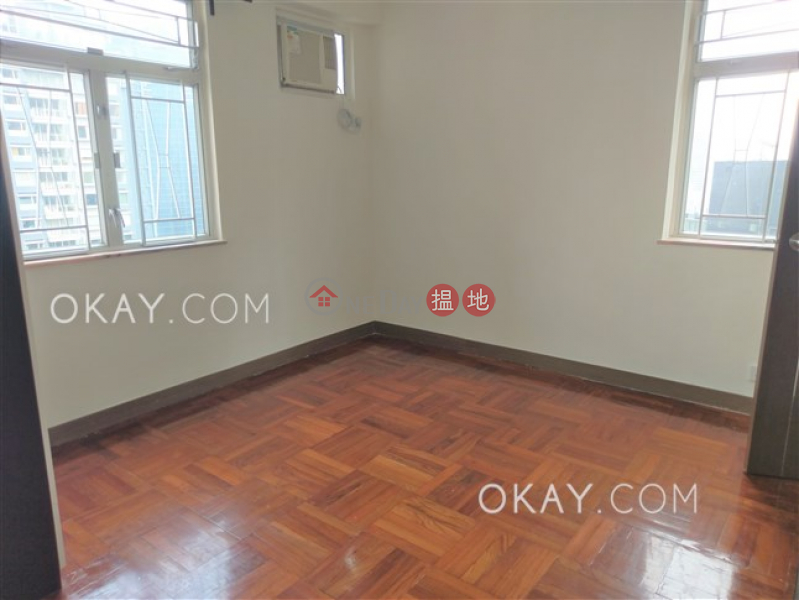 Stylish 4 bedroom on high floor with sea views | Rental | Kam Kin Mansion 金堅大廈 Rental Listings