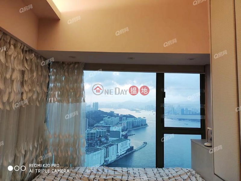 HK$ 1,650萬|藍灣半島 9座-柴灣區|歐陸靚裝修連天台 享絕美開揚維港景《藍灣半島 9座買賣盤》