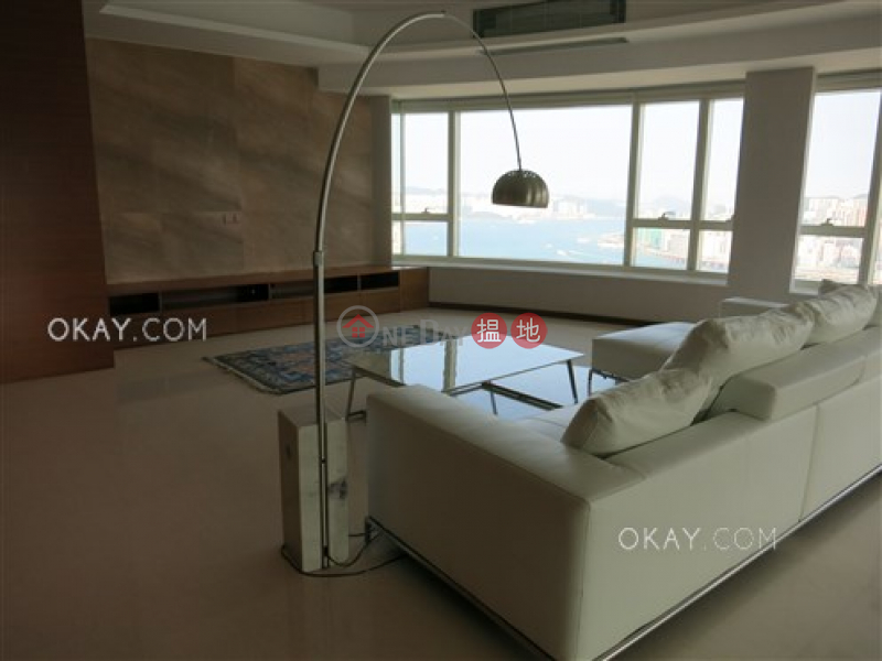 HK$ 130,000/ month | The Masterpiece, Yau Tsim Mong Gorgeous 3 bedroom on high floor with harbour views | Rental