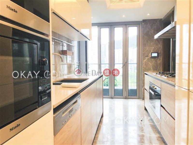 Stylish 4 bedroom with sea views, balcony   Rental   Marina South Tower 1 南區左岸1座 Rental Listings