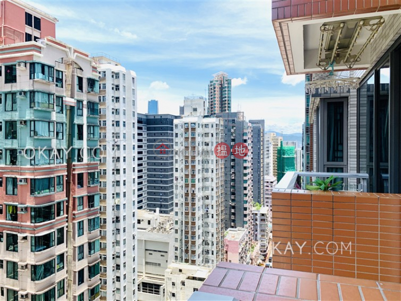 Charming 2 bedroom with balcony | Rental, Harmony Place 樂融軒 Rental Listings | Eastern District (OKAY-R294327)