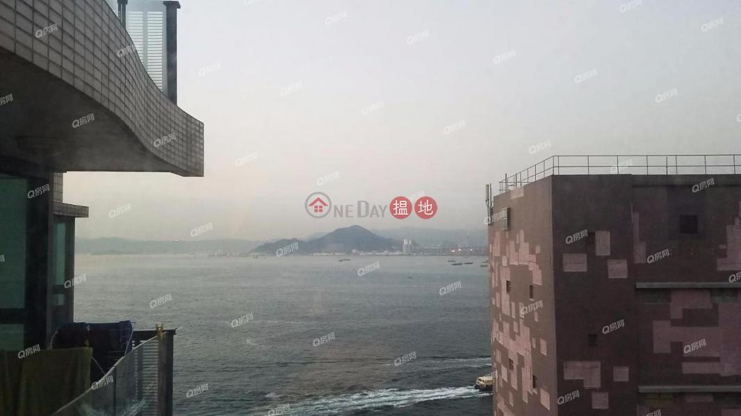 HK$ 1,100萬域多利道60號西區|高層山海景,名校網,環境清靜,實用兩房《域多利道60號買賣盤》