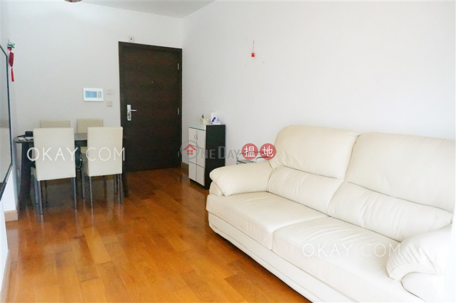 HK$ 28,000/ month, Centrestage, Central District | Intimate 2 bedroom on high floor with balcony | Rental
