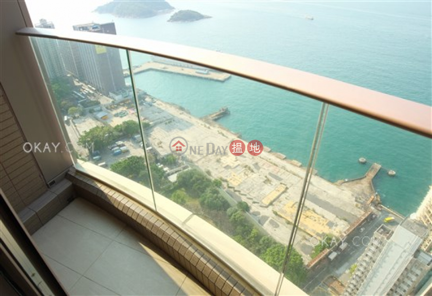 HK$ 13M | Cadogan Western District, Gorgeous 1 bedroom on high floor with balcony | For Sale