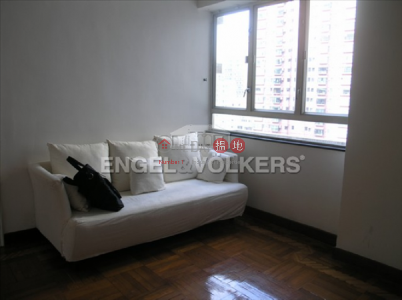 3 Bedroom Family Apartment/Flat for Sale in Central Mid Levels | Floral Tower 福熙苑 Sales Listings