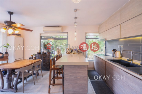 Stylish house with sea views, rooftop & terrace | For Sale|Tsam Chuk Wan Village House(Tsam Chuk Wan Village House)Sales Listings (OKAY-S386675)_0
