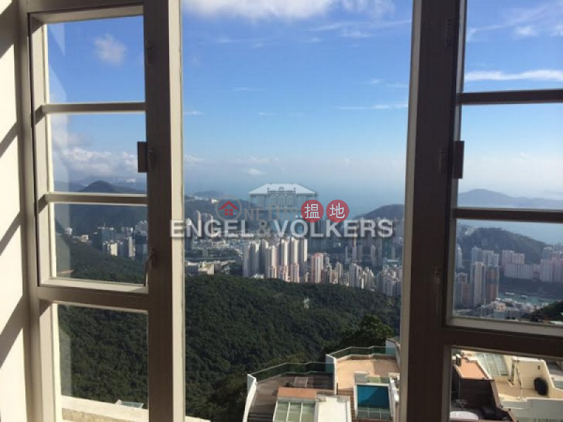 山頂三房兩廳筍盤出租|住宅單位|31-33加列山道 | 中區香港出租|HK$ 120,000/ 月
