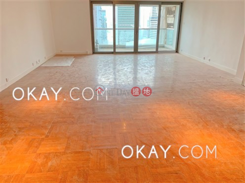Efficient 4 bedroom with balcony & parking   Rental 8-9 Bowen Road   Central District, Hong Kong   Rental HK$ 120,000/ month