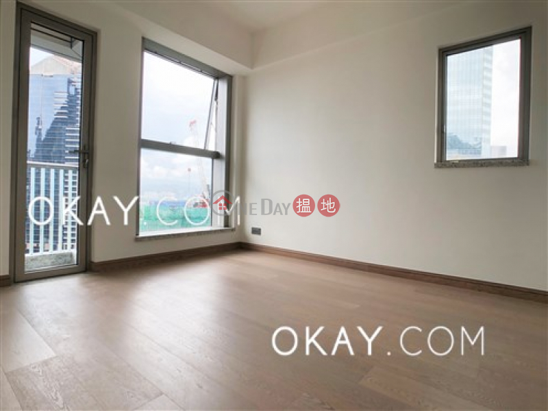 HK$ 45M | My Central Central District, Beautiful 3 bedroom on high floor with balcony | For Sale