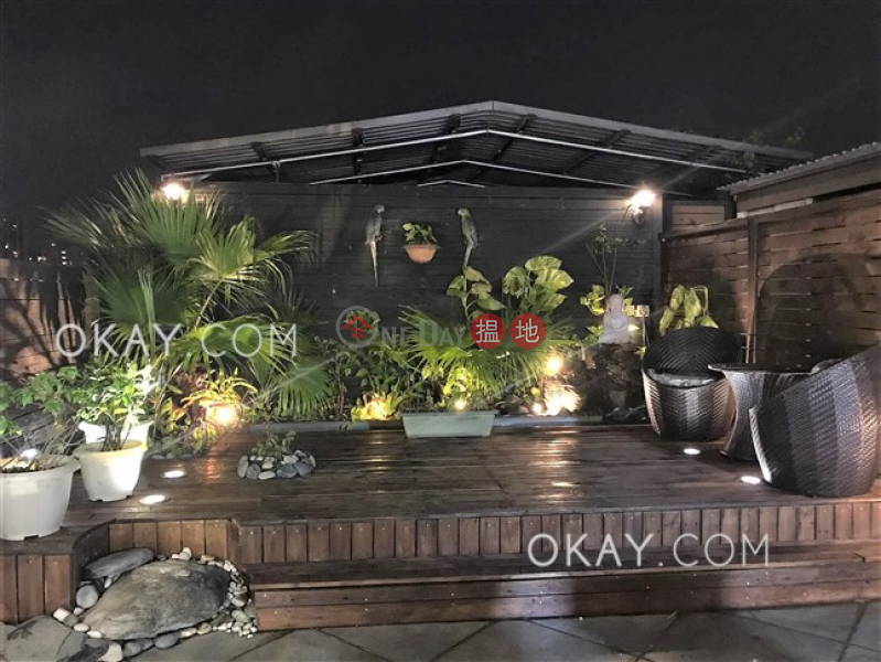 Property Search Hong Kong | OneDay | Residential, Rental Listings Efficient 3 bed on high floor with rooftop & parking | Rental