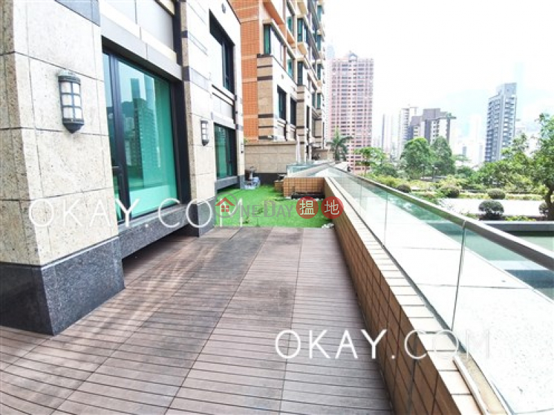 Property Search Hong Kong | OneDay | Residential, Rental Listings | Unique 4 bedroom with terrace & parking | Rental