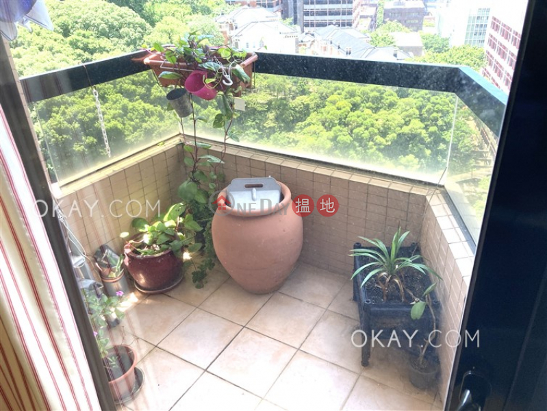 Unique 3 bedroom with balcony & parking | For Sale | Kingsford Height 瓊峰臺 Sales Listings