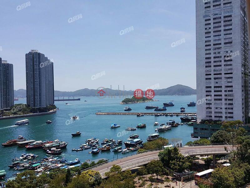 海景,乾淨企理,環境優美碧麗大廈租盤-5漁歌街   南區-香港出租 HK$ 13,600/ 月