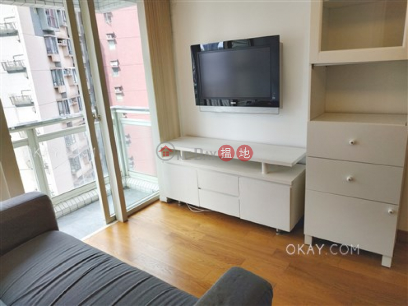 Property Search Hong Kong   OneDay   Residential, Sales Listings, Lovely 1 bedroom on high floor with balcony   For Sale