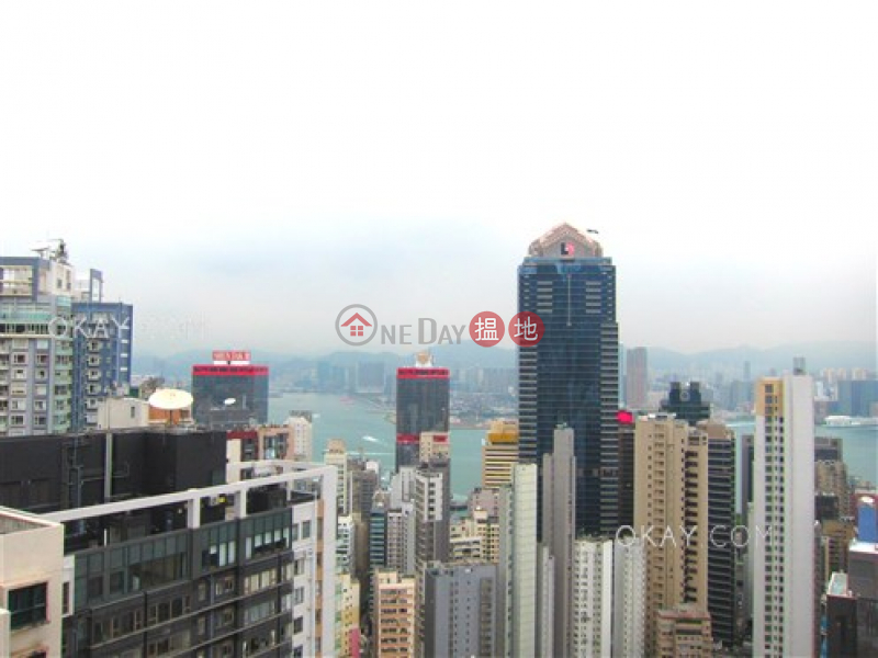 Charming 1 bed on high floor with harbour views | For Sale, 1 Coronation Terrace | Central District, Hong Kong Sales | HK$ 15M