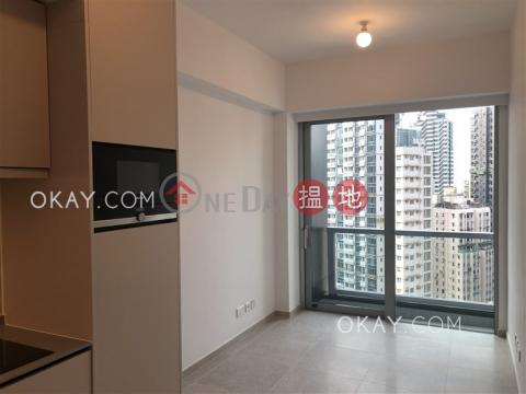 Tasteful 1 bedroom with balcony | Rental|Western DistrictResiglow Pokfulam(Resiglow Pokfulam)Rental Listings (OKAY-R378705)_0