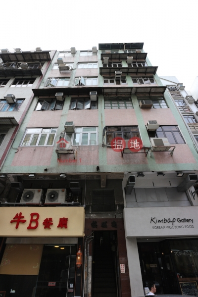 Nam Shing Building (Nam Shing Building) Tai Po|搵地(OneDay)(2)