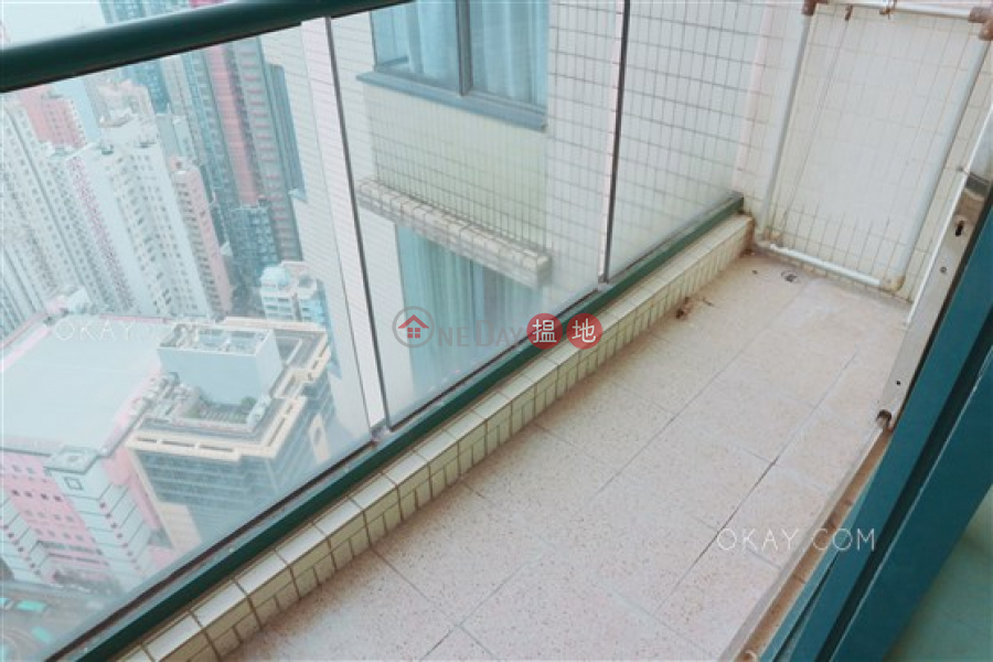 Property Search Hong Kong | OneDay | Residential, Rental Listings, Rare 3 bedroom on high floor with sea views & balcony | Rental