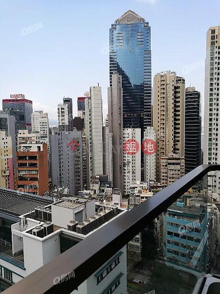 新樓靚裝,特大露台鴨巴甸街28號租盤-28鴨巴甸街 | 中區-香港出租|HK$ 27,000/ 月
