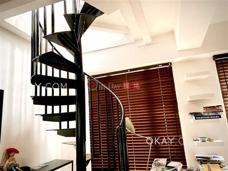 HK$ 8.8M | Mee Lun House | Central District, Lovely 1 bedroom on high floor with rooftop | For Sale