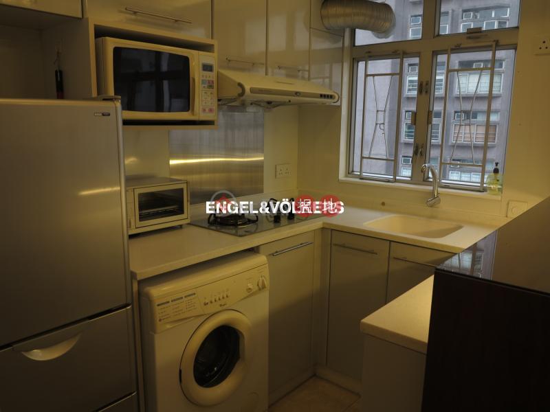 蘇豪區兩房一廳筍盤出租|住宅單位|金谷大廈(Golden Valley Mansion)出租樓盤 (EVHK19534)