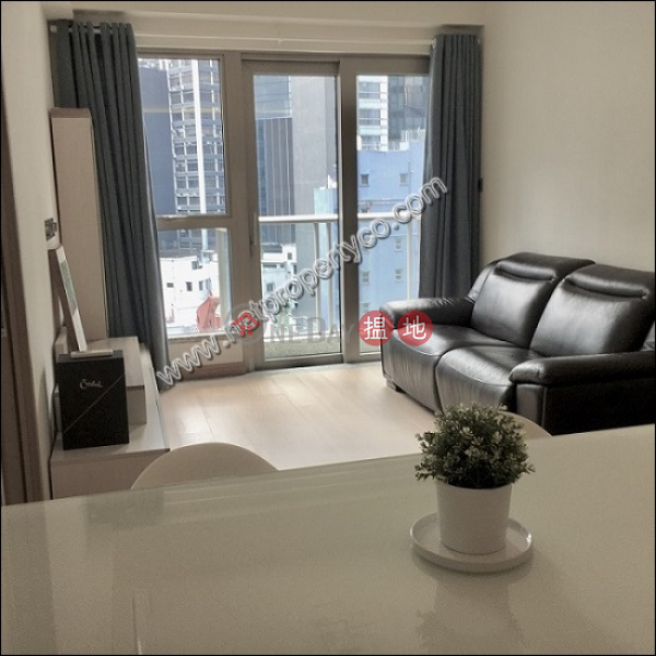 A homestyle Apt with Balcony 中區MY CENTRAL(My Central)出租樓盤 (A066789)