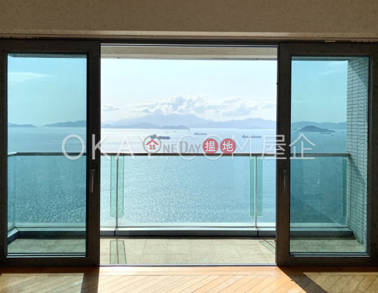 Rare 3 bedroom on high floor with balcony & parking   Rental   Phase 2 South Tower Residence Bel-Air 貝沙灣2期南岸 Rental Listings