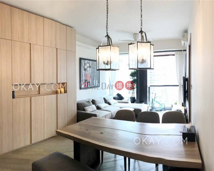 Charming 3 bedroom with balcony | For Sale | Tower 5 The Pavilia Hill 柏傲山 5座 Sales Listings