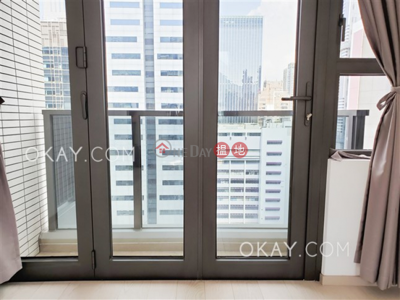 Charming 1 bedroom on high floor with balcony | Rental | L\' Wanchai 壹嘉 Rental Listings