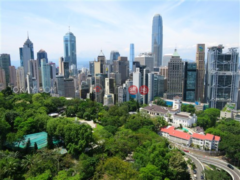 Lovely 3 bedroom on high floor with balcony & parking | For Sale | Kennedy Park At Central 君珀 Sales Listings