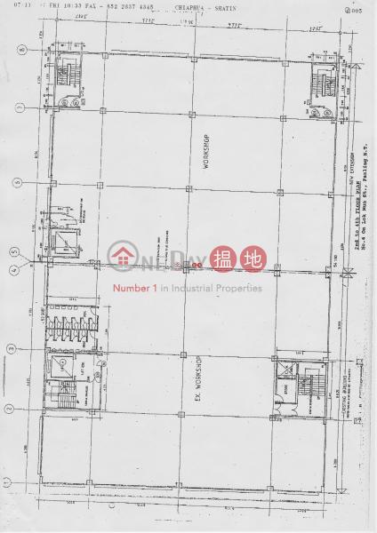 捷和大厦|粉嶺捷和工業大廈(Chiaphua Industrial Building)出租樓盤 (andy.-04769)