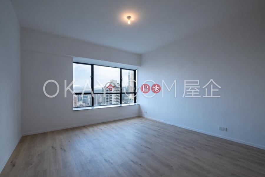 4房2廁,實用率高,極高層,星級會所嘉富麗苑出租單位12梅道 | 中區香港-出租HK$ 123,000/ 月