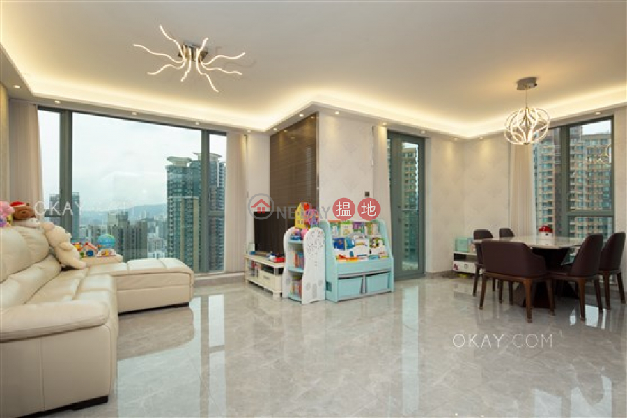 Exquisite 3 bed on high floor with rooftop & balcony | For Sale | Aquamarine Garden Block 2 海慧花園2座 Sales Listings