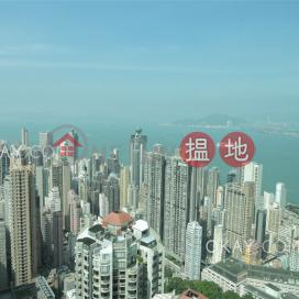 Luxurious 3 bed on high floor with harbour views | Rental|2 Park Road(2 Park Road)Rental Listings (OKAY-R47021)_0