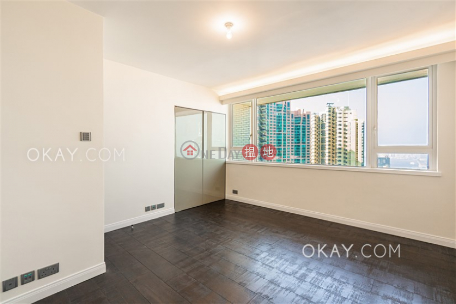 HK$ 150,000/ month | May Tower 1 Central District Beautiful 3 bed on high floor with harbour views | Rental