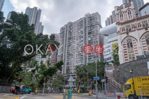 4房2廁,實用率高,極高層,連車位香港花園出售單位|香港花園(Hong Kong Garden)出售樓盤 (OKAY-S94145)_0