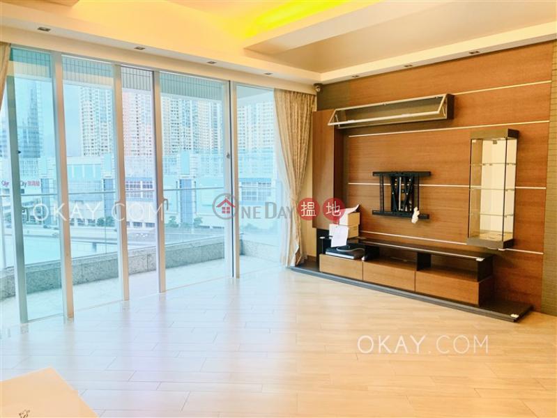 香港搵樓 租樓 二手盤 買樓  搵地   住宅出租樓盤-4房3廁,星級會所,露台《君匯港豪匯(2座)出租單位》