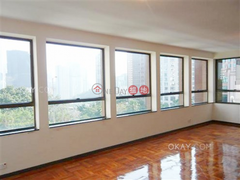 Unique 3 bedroom in Mid-levels Central | Rental | 1a Robinson Road 羅便臣道1A號 Rental Listings