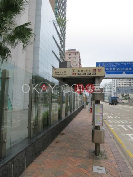 香港搵樓 租樓 二手盤 買樓  搵地   住宅出租樓盤4房3廁,極高層,連車位聖佐治大廈出租單位