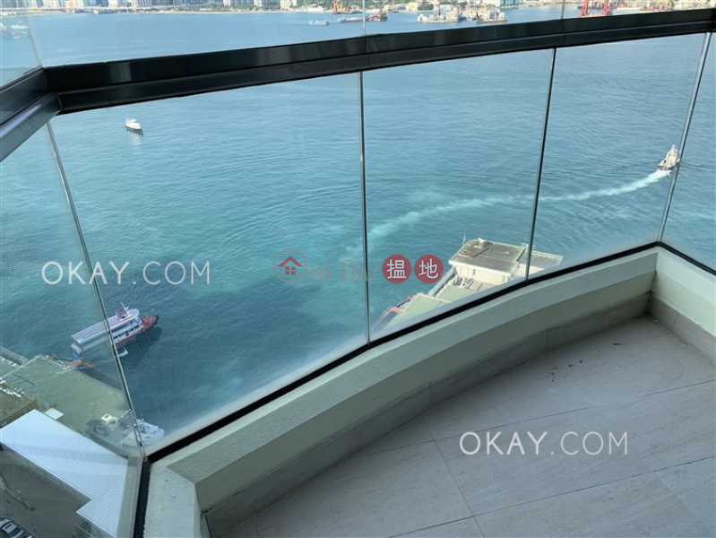 HK$ 30M Tower 3 Grand Promenade | Eastern District | Unique 3 bedroom with sea views & balcony | For Sale