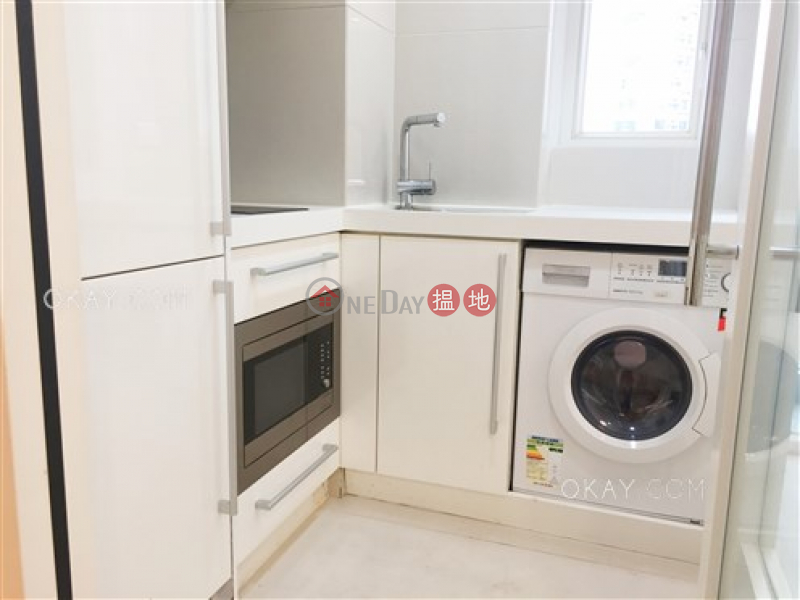 HK$ 25,000/ month | The Icon Western District Lovely 1 bedroom with balcony | Rental