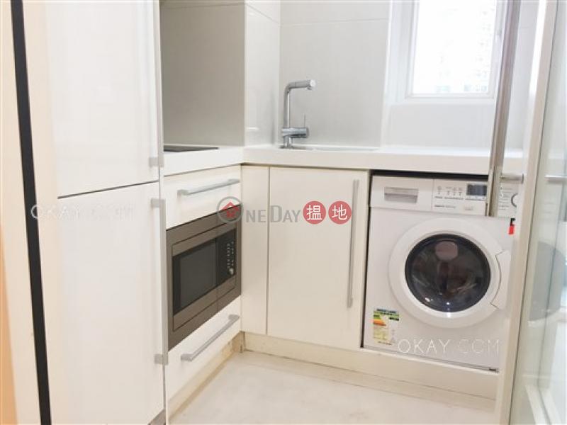 HK$ 25,000/ 月-干德道38號The ICON|西區|1房1廁,星級會所,露台《干德道38號The ICON出租單位》