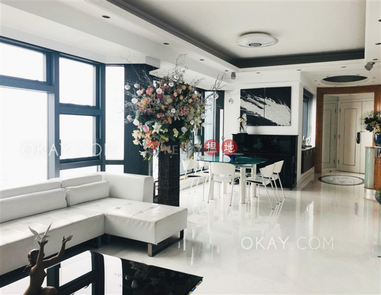 Beautiful 3 bed on high floor with harbour views   Rental   Palatial Crest 輝煌豪園 Rental Listings
