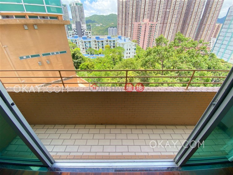 Charming 4 bedroom with balcony | Rental, The Morning Glory Block 1 艷霞花園1座 Rental Listings | Sha Tin (OKAY-R315129)