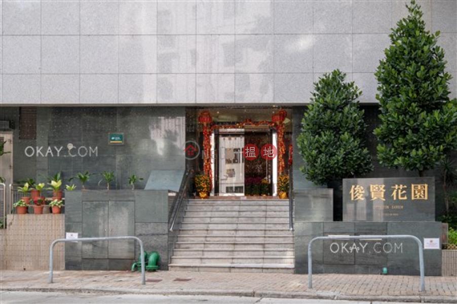 Gorgeous 3 bedroom with parking | Rental, Lyttelton Garden 俊賢花園 Rental Listings | Western District (OKAY-R99899)