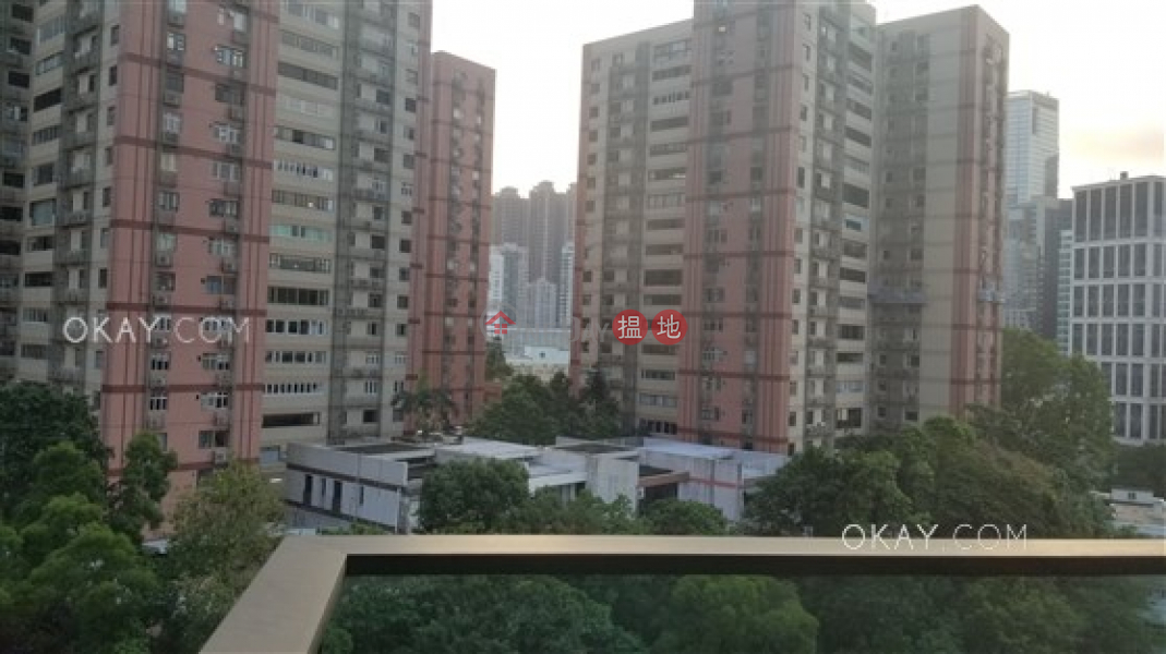Charming 2 bedroom with balcony | For Sale 8 Jones Street | Wan Chai District Hong Kong Sales, HK$ 13M