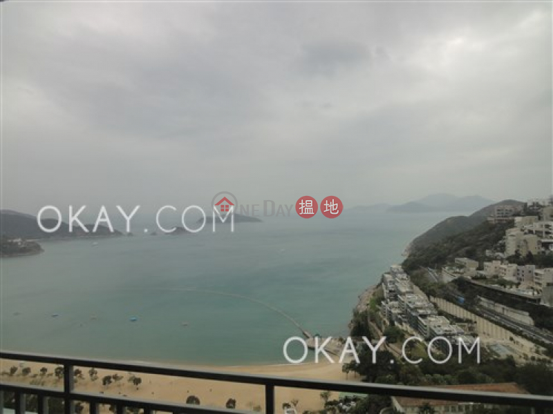 Property Search Hong Kong | OneDay | Residential | Rental Listings | Gorgeous 3 bed on high floor with sea views & parking | Rental