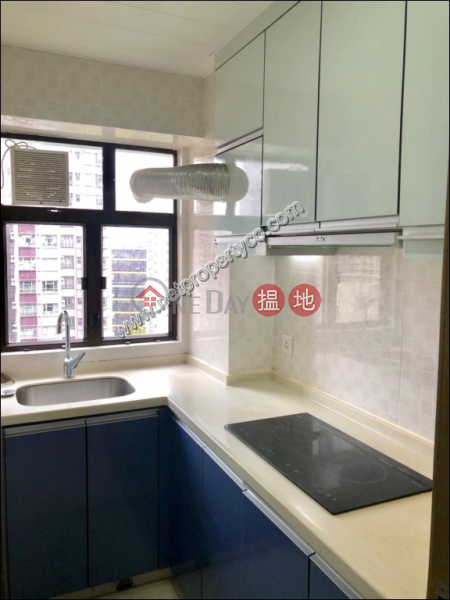 Nicely Decorated Apartment for Rent in Mid-Levels C 135-137 Caine Road | Central District | Hong Kong Rental HK$ 27,000/ month
