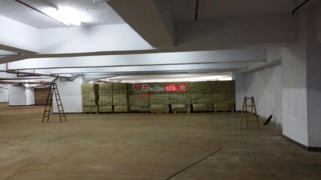 超大型貨倉 送你一個平台海景|荃灣江南工業大廈(Kong Nam Industrial Building)出租樓盤 (poonc-04361)