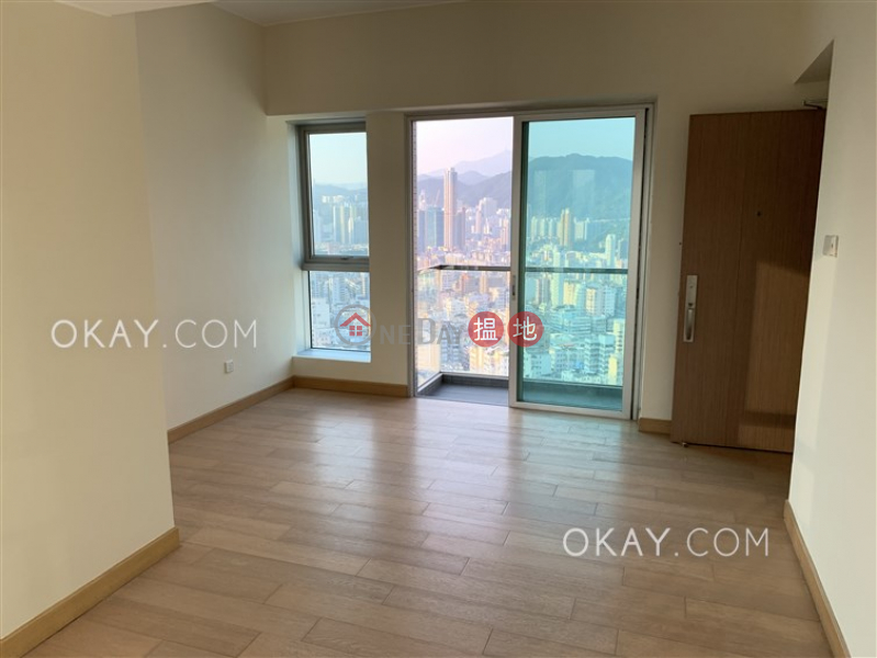 Lovely 3 bedroom on high floor with rooftop & balcony | Rental, 123 Prince Eward Road West | Yau Tsim Mong, Hong Kong, Rental, HK$ 33,500/ month